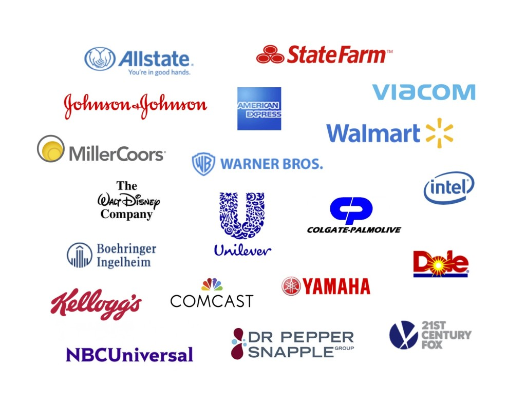 TAG pledges from brands